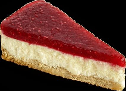 Малиновый чизкейк сжатый