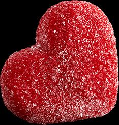 marzipan-heart