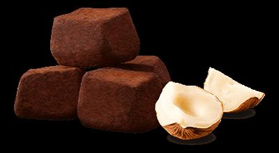 truffle-hazelnut